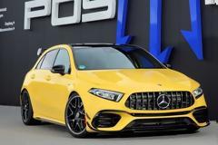 Mercedes-AMG A 45 S 518PS