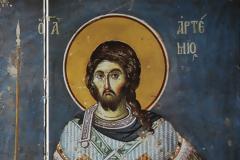 Άγιος Μεγαλομάρτυρας Αρτέμιος