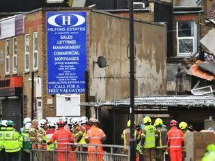 Φωτογραφία για Μεγάλη έκρηξη στο Λονδίνο
