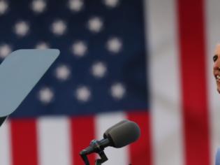 Φωτογραφία για ΗΠΑ: «Επίθεση» Ομπάμα σε Τραμπ για πανδημία και... Twitter