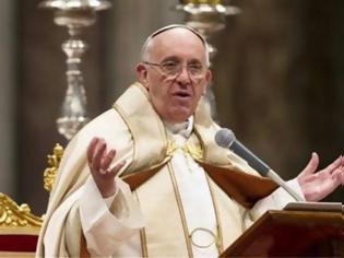 Φωτογραφία για Πάπας Φραγκίσκος: Η στήριξη στα ομόφυλα ζευγάρια και οι δηλώσεις ανοχής του παρελθόντος