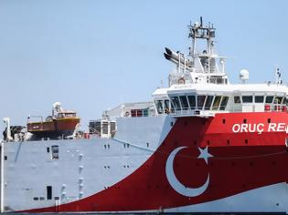 Φωτογραφία για Συνεχίζει τις έρευνες το Oruc Reis - Το σενάριο για θερμό διήμερο 28-29 Οκτωβρίου