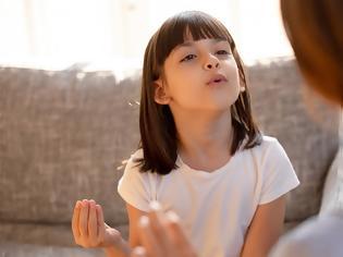 Φωτογραφία για Πώς εμφανίζεται ο τραυλισμός και σε ποια ηλικία; Τι θα πρέπει να γνωρίζουν οι γονείς; Παγκόσμια Ημέρα για τον Τραυλισμό