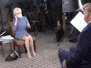 Φωτογραφία για ΗΠΑ: Ο Τραμπ έδωσε στη δημοσιότητα τη συνέντευξη στο CBS