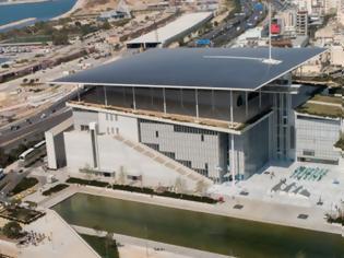 Φωτογραφία για Νεαρός αυτοκτόνησε πηδώντας από τον 7ο όροφο του Κέντρου Πολιτισμού «Σταύρος Νιάρχος»