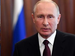 Φωτογραφία για Πούτιν: Ο κόσμος δεν έχει μέλλον χωρίς μια συμφωνία για τον έλεγχο των πυρηνικών