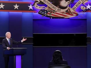 Φωτογραφία για ΗΠΑ-Εκλογές: Ο Μπαίντεν κατηγόρησε τον Τραμπ ότι «ευθύνεται» για τόσους θανάτους και δεν μπορεί να παραμείνει στην εξουσία»