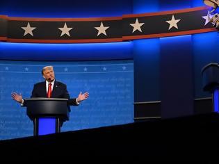 Φωτογραφία για Εκλογές στις ΗΠΑ: 5+1 σημεία που ξεχώρισαν στο ντιμπέιτ Τραμπ - Μπάιντεν