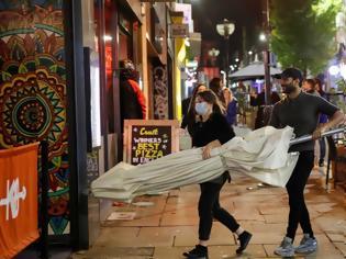 Φωτογραφία για Καθηγητής Δερμιτζάκης: Με ανησυχεί ότι οι νέοι θα πηγαίνουν σε διπλανούς νομούς για διασκέδαση