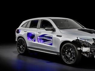 Φωτογραφία για Mercedes-Benz EQC