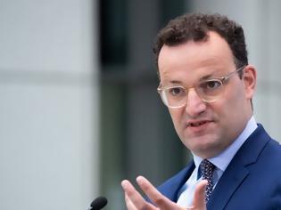 Φωτογραφία για Γερμανία: Και ο σύζυγος του υπουργού Υγείας Γενς Σπαν βρέθηκε θετικός στον ιό