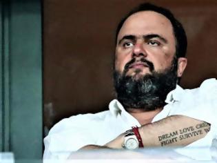 Φωτογραφία για Ο Μαρινάκης έβαλε στο παντελόνι 2,7 εκατ. ευρώ  με το 1-0....o ΠΑΟΚ  Το ποσό των 190.000  ευρώ