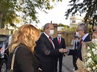 Φωτογραφία για Ερσίν Τατάρ: Θα προτείνω στον ΟΗΕ λύση δύο κρατών στην Κύπρο