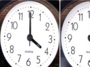 Φωτογραφία για Σήμερα το βράδυ αλλάζει η ώρα. Γιατί γίνεται η αλλαγή και πότε θα γίνει για τελευταία φορά;