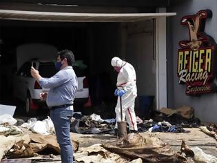 Φωτογραφία για Παραγουάη: Επτά πτώματα σε αποσύνθεση εντοπίστηκαν σε κοντέινερ από τη Σερβία