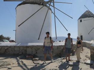 Φωτογραφία για Οι «Θαλασσόλυκοι» στο νησί των ανέμων