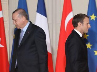 Φωτογραφία για Σε τεντωμένο σχοινί οι σχέσεις Γαλλίας - Τουρκίας: Το Παρίσι ανακαλεί τον πρέσβη στην Άγκυρα