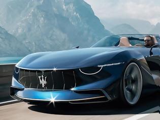 Φωτογραφία για Maserati GranTurismo Targa