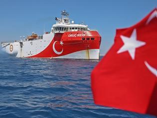 Φωτογραφία για Τουρκία: Νέα NAVTEX για το Oruc Reis
