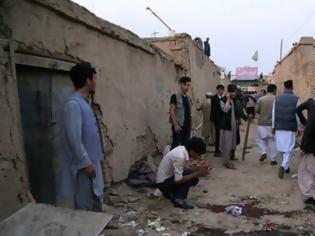 Φωτογραφία για Αφγανιστάν: Βομβιστική επίθεση σε κέντρο εκπαίδευσης στην Καμπούλ - Νεκροί έφηβοι μαθητές