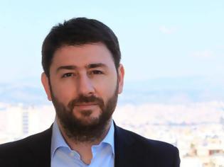 Φωτογραφία για Νίκος Ανδρουλάκης: Οι σπασμωδικές κινήσεις της κυβέρνησης δίνουν άλλοθι στα κράτη που έχουν αμφίσημη στάση για τις κυρώσεις στην Τουρκία