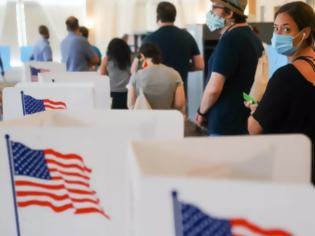 Φωτογραφία για Έχουν ήδη ψηφίσει 59 εκατομμύρια Αμερικανοί