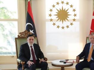 Φωτογραφία για Λιβύη: «Η κατάπαυση πυρός δεν επηρεάζει τις συμφωνίες με Τουρκία» λέει η Κυβέρνηση Εθνικής Συμφωνίας