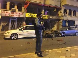 Φωτογραφία για Δύο νεκροί από την ισχυρή έκρηξη στην Αλεξανδρέττα της Τουρκίας