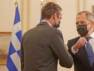 Φωτογραφία για Σεργκέι Λαβρόφ: Πώς έβαλε σε διπλωματική καραντίνα τον Ερντογάν