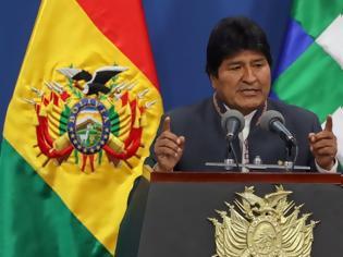 Φωτογραφία για Βολιβία: Δικαστής ακύρωσε ένταλμα σύλληψης του Έβο Μοράλες