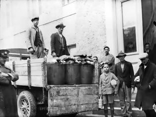 Φωτογραφία για Βαθύτερες αιτίες που επέτειναν την πείνα, τον λιμό στα χρόνια της Κατοχής, το 1940