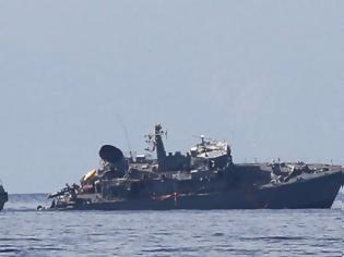 Φωτογραφία για Ναρκοθηρευτικό «Καλλιστώ» - Καπετάνιος Μαμίδης: