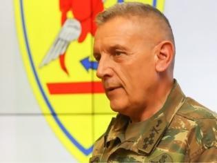 Φωτογραφία για Το μήνυμα του αρχηγού ΓΕΕΘΑ προς την Τουρκία - Βροντερό «ΟΧΙ» σε κάθε εκβιαστική απειλή