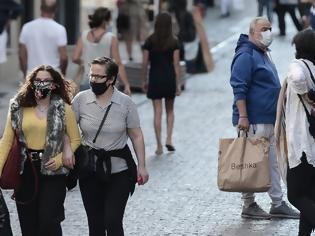 Φωτογραφία για Έρχεται υποχρεωτική μάσκα και στις «κίτρινες» περιοχές μετά τα 1.259 κρούσματα