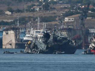 Φωτογραφία για Ατύχημα στο «Καλλιστώ»: Ο εισαγγελέας διέταξε τη σύλληψη του πλοιάρχου του container ship