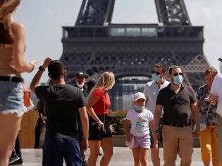 Φωτογραφία για Γαλλία: Ανοιχτό το ενδεχόμενο γενικού lockdown