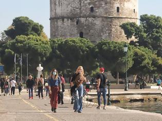 Φωτογραφία για Νέο αρνητικό ρεκόρ με 1.547 κρούσματα - 419 στην Αττική και 384 στη Θεσσαλονίκη