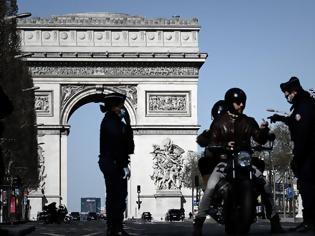 Φωτογραφία για Η Γαλλία σε ολικό lockdown