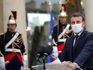 Φωτογραφία για Διάγγελμα Μακρόν: Σε lockdown από την Παρασκευή η Γαλλία - Θα παραμείνουν ανοιχτά τα σχολεία