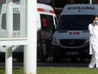 Φωτογραφία για Ισπανία: Σε απεργία κατέβηκαν οι γιατροί του δημοσίου μεσούσης της πανδημίας