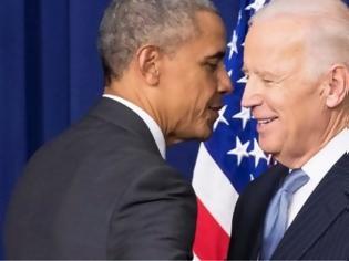 Φωτογραφία για Στο πλευρό του Μπάιντεν ο Ομπάμα σε προεκλογική ομιλία στο «κρίσιμο» Μίσιγκαν