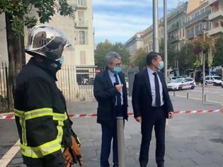 Φωτογραφία για Τρομοκρατική επίθεση στη Νίκαια της Γαλλίας: Αποκεφαλίστηκε γυναίκα - Τρεις νεκροί