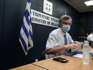 """Φωτογραφία για Τσιόδρας: """"Ποτέ άλλοτε στη σύγχρονη Ελλάδα τόσος κόσμος σε ΜΕΘ"""" – Ποια είναι η «κόκκινη γραμμή» στο σύστημα Υγείας"""