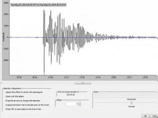 Φωτογραφία για Ισχυρός σεισμός 6,6 ρίχτερ στην Σάμο ταρακούνησε ολόκληρο το Αιγαίο στις 13:51'