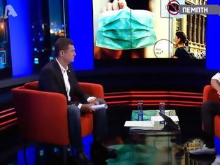 Φωτογραφία για Tik Talk: Γιατί δεν προβλήθηκε το επεισόδιο με τους αρνητές του κορονοϊου;