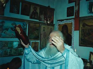 Φωτογραφία για Ο άγιος Πατήρ ημών Ιωάννης Καλαΐδης, φροντίζει για τον Ι. Ναό του αγίου Ραφαήλ και μετά την κοίμησή του !