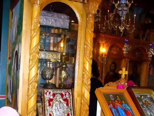 Φωτογραφία για Θαύματα της Τιμίας Κάρας του Οσίου Δαυίδ στον Άγιο Γέροντα Ιάκωβο