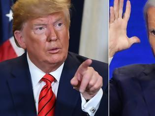 Φωτογραφία για Εκλογές ΗΠΑ 2020: Τραμπ και Μπάιντεν, οι γηραιότεροι υποψήφιοι πρόεδροι στην αμερικανική ιστορία