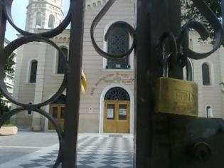 Φωτογραφία για Πλήρως κλειστές οι εκκλησίες σε Θεσσαλονίκη και Σέρρες για 14 ημέρες