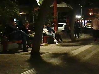 Φωτογραφία για Αττική - Πρώτη νύχτα με lockdown στην εστίαση - Αυτοψία στις πλατείες